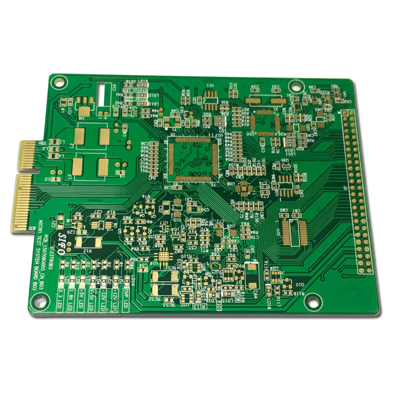 6 layers imepedance PCB