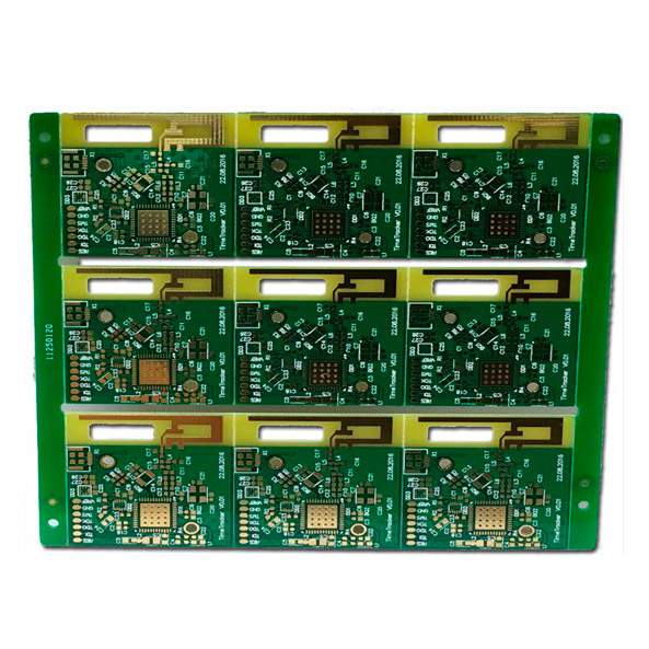 Double side layers PCB